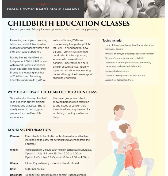 Childbirth-education-classes-poster